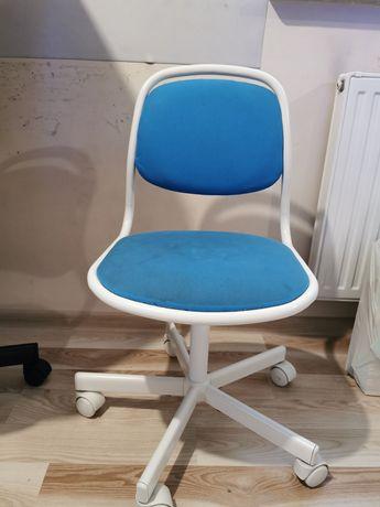 Krzesełko biurowe IKEA ÖRFJÄLL dla dziecka