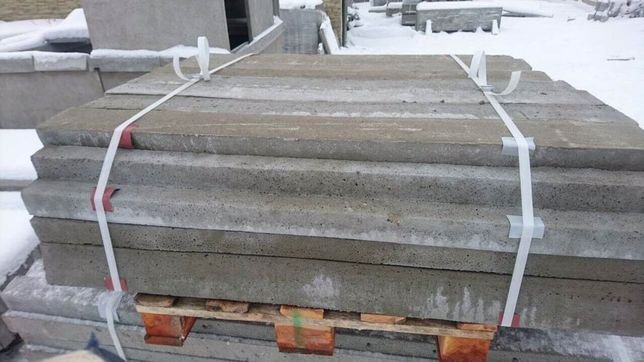 Nadproża betonowe