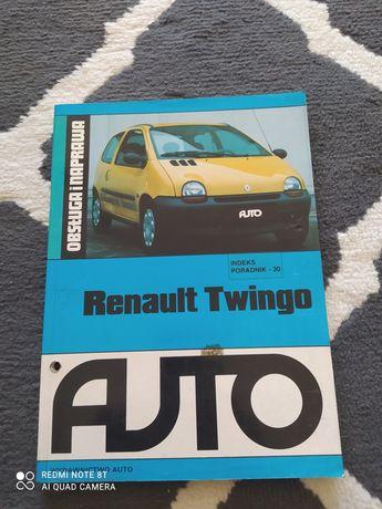 Renault Twingo - obsługa i naprawa