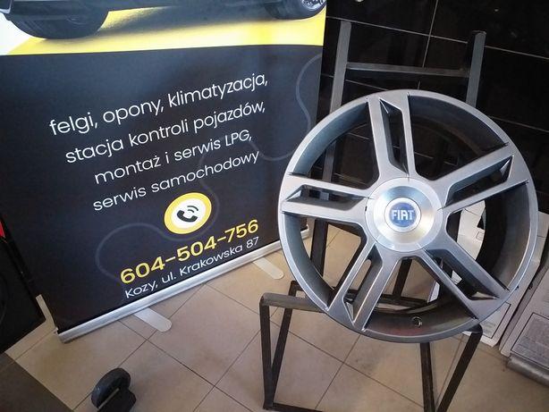 "Felgi Aluminiowe Fiat 17"" Fiat 4x98"
