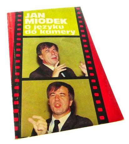 Jan Miodek - O języku do kamery