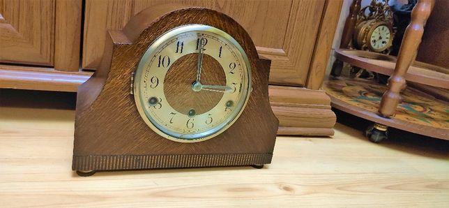 Piękny zegar kominkowy Westminster kwadransowy,miniaturka