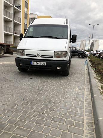 Renault Master 2,5 дизель
