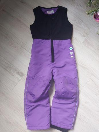 Spodnie zimowe, Reserved, girl 122 cm stan idealny