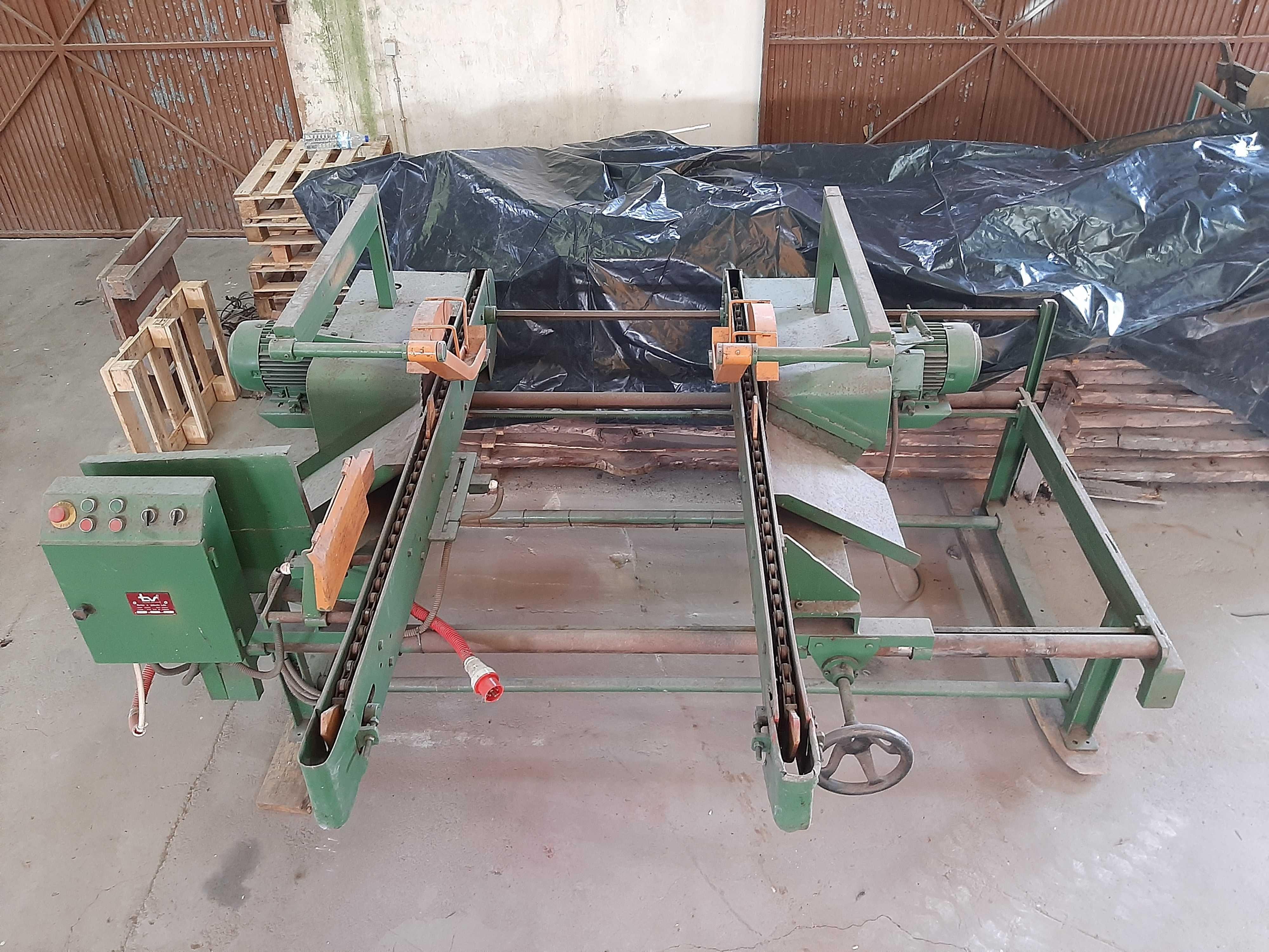 Máquinas de carpintaria