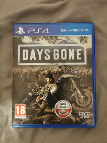 Days Gone PS4/PS5