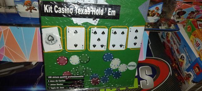 Zestaw do Pokera
