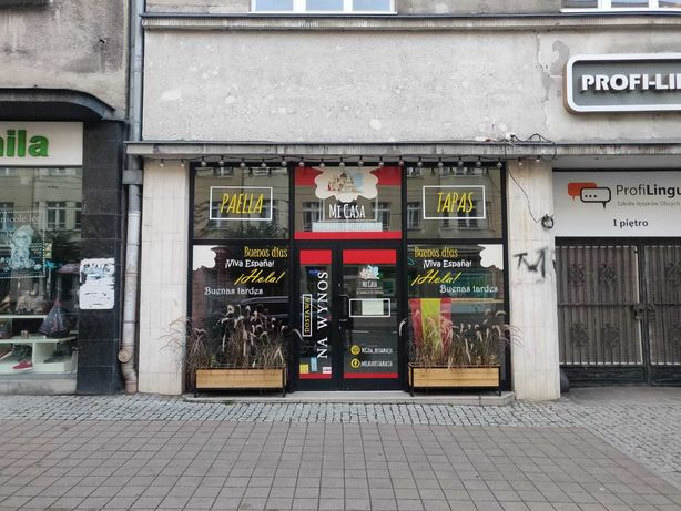 Lokal użytkowy Gdynia ul. Świętojańska