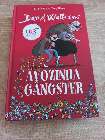 Livro Avozinha Gângster