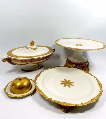 Фарфоровая посуда Porcellane Villari