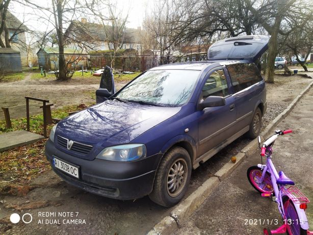 Opel Astra G 1.7 TDI + видеообзор возможен обмен
