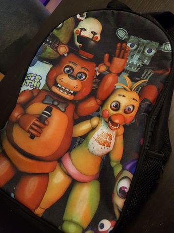 Plecak FNAF dla dzieci