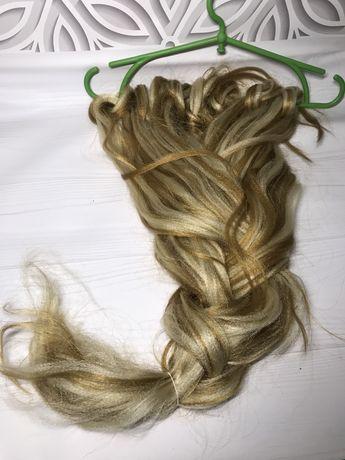 Каниколон гафрированый для плетения кос !( Парики,волосы)