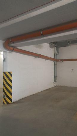 Miejce postojowe w garażu podziemnym - ul. Bilitewskiego Olsztyn