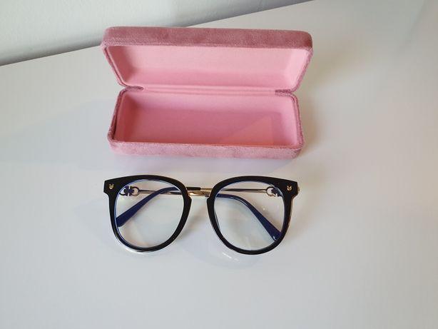 Oprawki wzór GUCCI- okulary korekcyjne