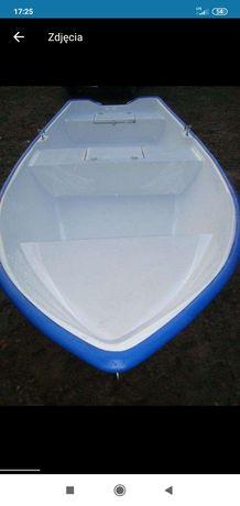 Łódka Mewa nowa lódź