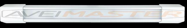 Barra Iluminacao Int Aluminio 266mm 3,6w 12/24v 380lm 043511