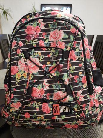 Okazja!!! Piękny plecak st. Right