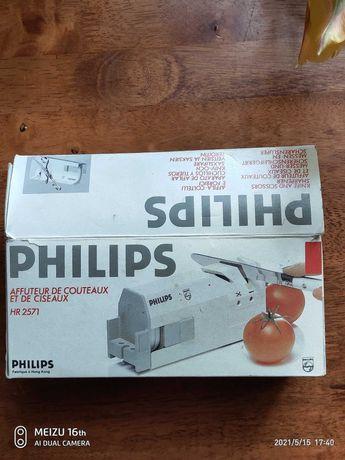 Ножеточка Philips HR 2571 Электрическая Точилка Для Ножей Ножниц