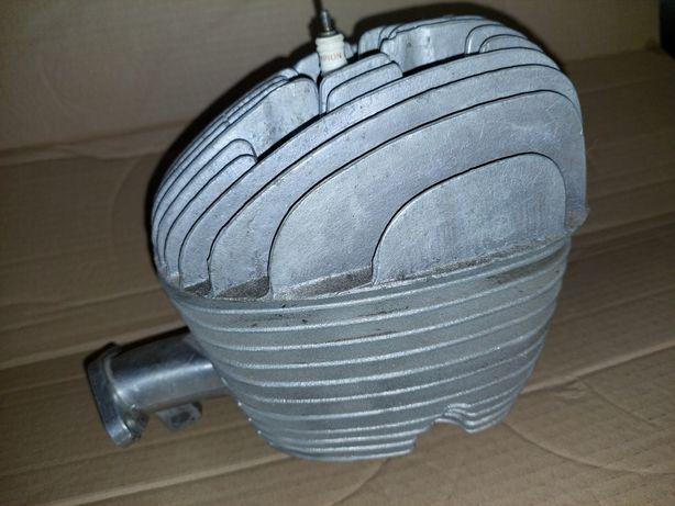 Zestaw ZMD cylinder +glowica shl m11 wsk wfm kruciec silnik