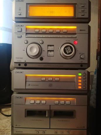 Музыкальный центр Sony MHC NX3-AV