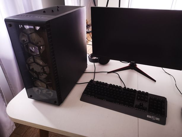 Komputer gamingowy, gtx 1080 8gb, i7 6700k, 32gb ramu