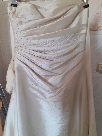 Vestido casamento/cerimonia discreto e elegante