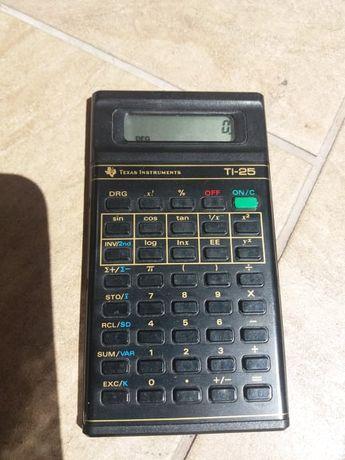 Kalkulator Texas Instruments TI-25 1978 Japan