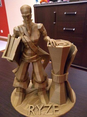 League of Legends - Ryze Figurka
