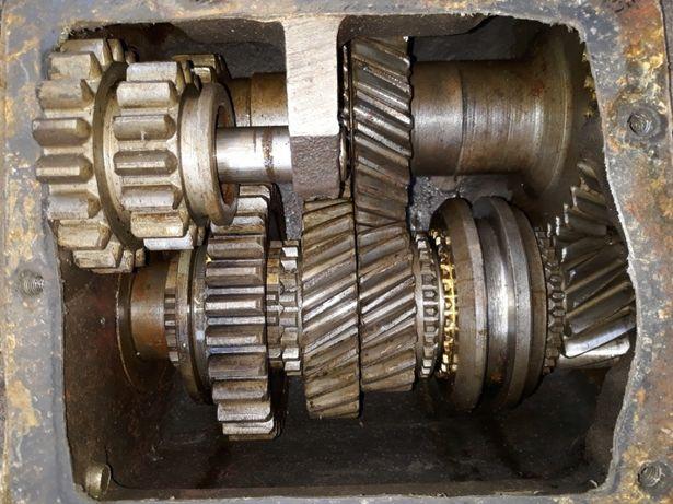 Коробка передач КПП УАЗ 452 469 газ 69