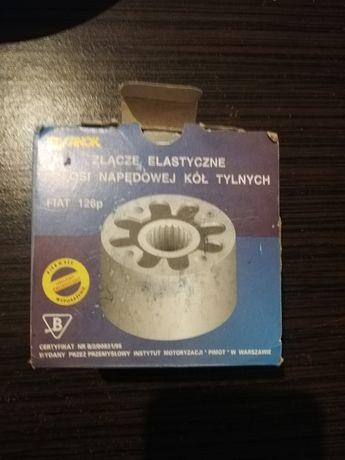 Złącze elastyczne półosi napędowej kół tylnych fiat 126p