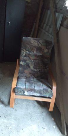 Fotel sprezynujacy