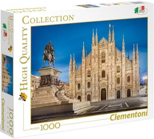 Puzzle 1000 elementów. Italian, Milan, nowe