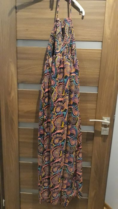 Sukienka długa uni Łubniki - image 1