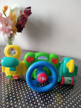 Руль- тренажер іграшка