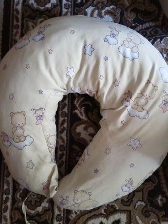Продам подушку для кормления малыша!