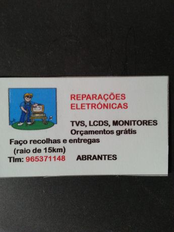 reparacoes tv