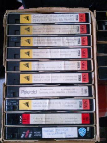 Kasety video VHS lub zamiana na komiksy Kajko i Kokosz