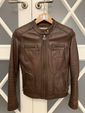 Кожаная курточка Michael Kors. Оригинал. В идеальном состоянии.