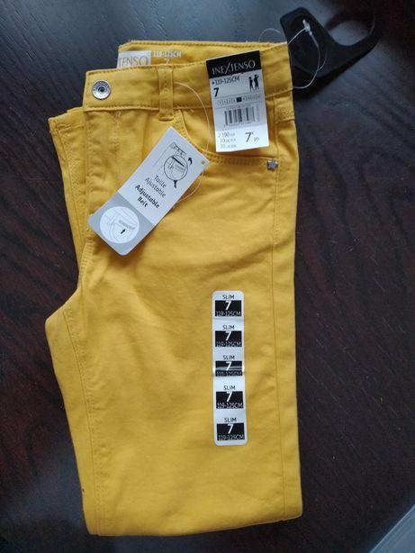 Novo - Calças amarelas