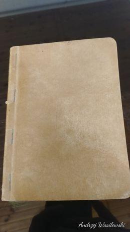 Stara książeczka 1948