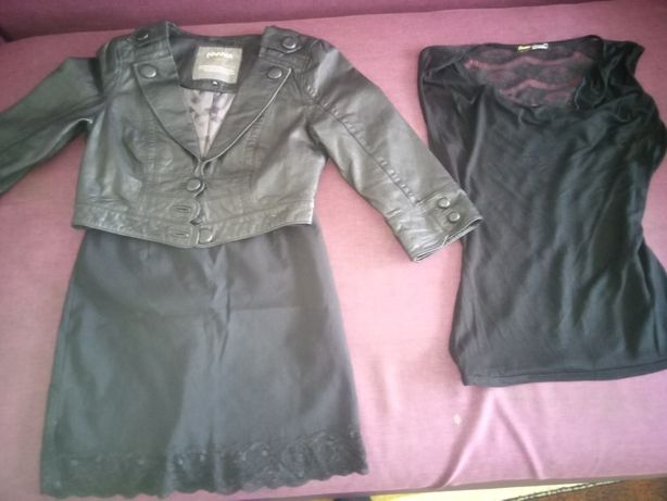 Sprzedam ubrania widoczne na zdjęciu