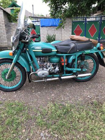 Мотоцикл урал м 67 -36.   1975 г.