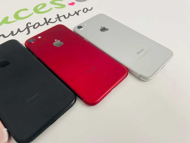 IPHONE 7 128GB BLACK/ROSE/SILVER/RED  Sklep Manufaktura cena:729zł