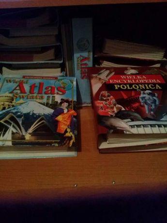 Encyklopedia, Atlas świata i świat wiedzy