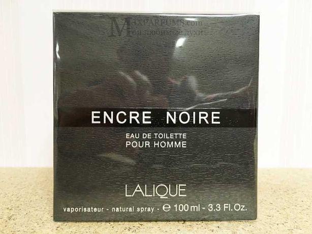 Оригинал Lalique Encre Noire edt 100 ml m Туалетная Мужская