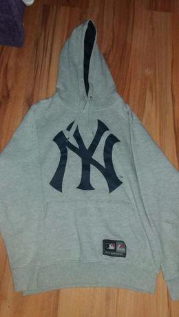 Szara Bluza NYY (New York Yankees)