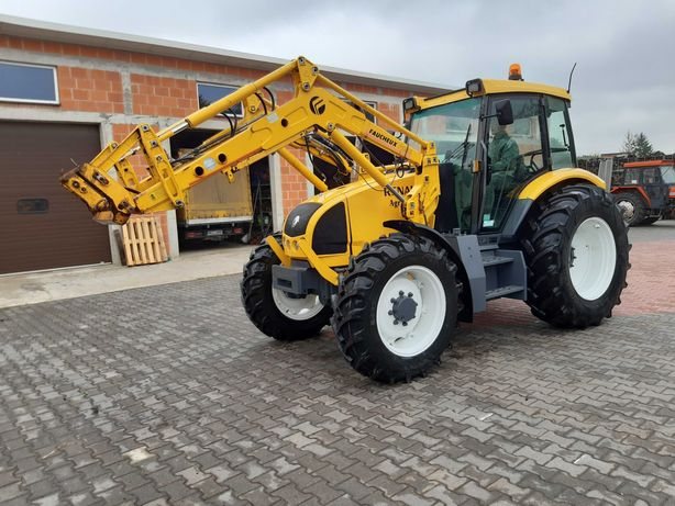 traktor ciągnik Renault Ergos 456