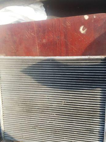 Радиатор интеркулера КамАЗ Евро 2