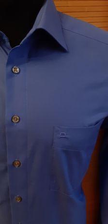 """мужская рубашка OLYMP 17.5"""" 44 modern fit"""